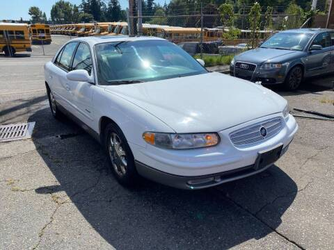 2000 Buick Regal for sale at SNS AUTO SALES in Seattle WA