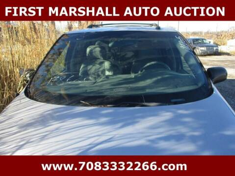 2003 Oldsmobile Silhouette for sale at First Marshall Auto Auction in Harvey IL