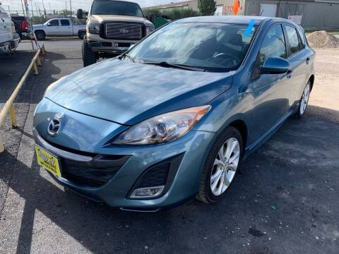 2011 Mazda MAZDA3 for sale at Rock Motors LLC in Victoria TX