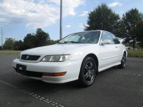 1999 Acura CL for sale at Unique Auto Brokers in Kingsport TN
