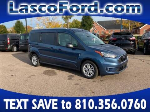 2020 Ford Transit Connect Wagon for sale at LASCO FORD in Fenton MI