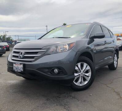 2014 Honda CR-V for sale at LUGO AUTO GROUP in Sacramento CA