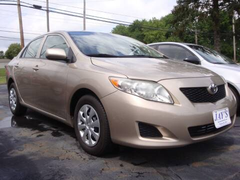 2010 Toyota Corolla for sale at Jay's Auto Sales Inc in Wadsworth OH