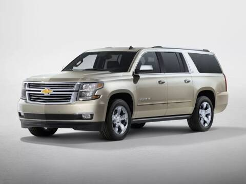 2016 Chevrolet Suburban for sale at Radley Cadillac in Fredericksburg VA