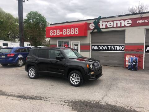 2016 Jeep Renegade for sale at Extreme Auto Sales in Plainfield IN
