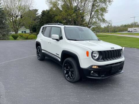 2017 Jeep Renegade for sale at Jackie's Car Shop in Emigsville PA