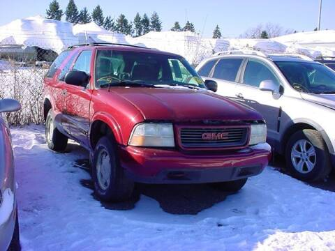 2000 GMC Jimmy for sale at VOA Auto Sales in Pontiac MI