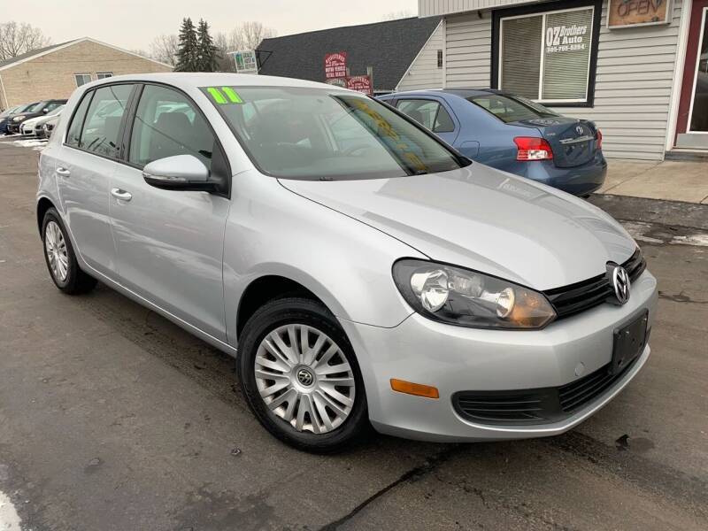 2011 Volkswagen Golf for sale at OZ BROTHERS AUTO in Webster NY