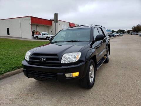 2004 Toyota 4Runner for sale at Image Auto Sales in Dallas TX