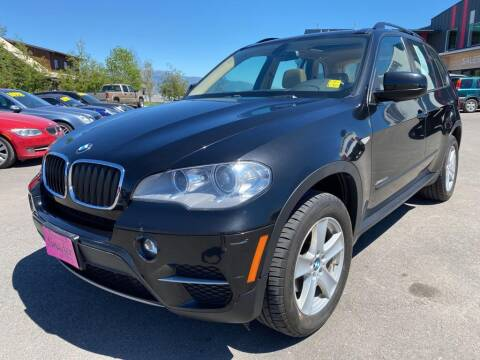 2013 BMW X5 for sale at Snyder Motors Inc in Bozeman MT
