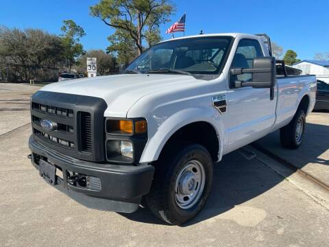 2010 Ford F-350 Super Duty for sale at Newsed Auto in Houston TX