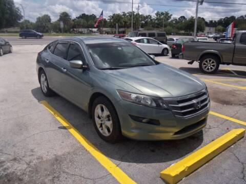 2012 Honda Crosstour for sale at ORANGE PARK AUTO in Jacksonville FL