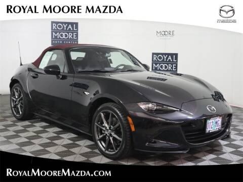 2018 Mazda MX-5 Miata for sale at Royal Moore Custom Finance in Hillsboro OR