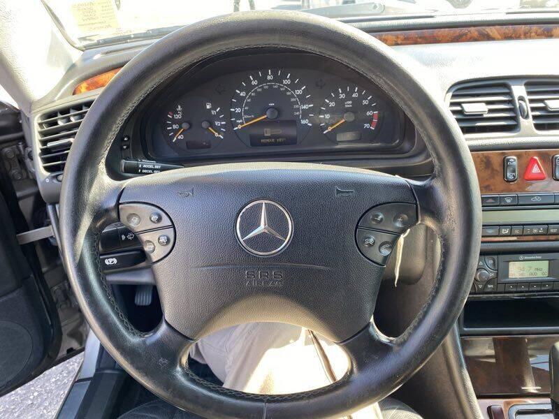 2003 Mercedes-Benz CLK CLK 320 2dr Cabriolet - La Crescenta CA