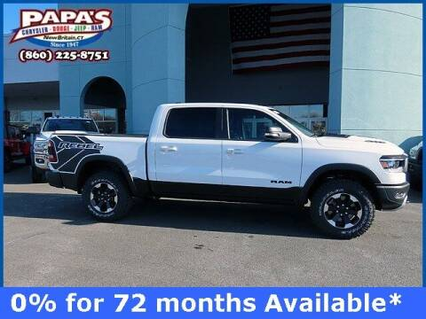 2021 RAM Ram Pickup 1500 for sale at Papas Chrysler Dodge Jeep Ram in New Britain CT