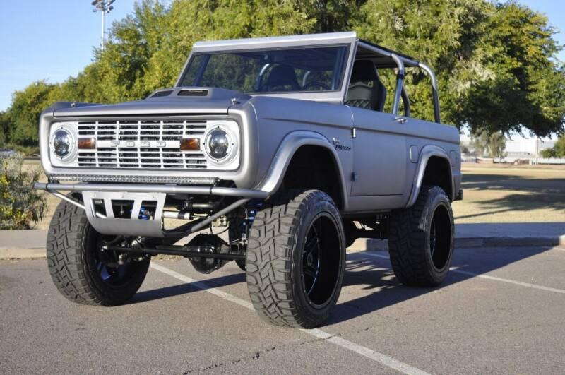 1977 Ford Bronco for sale at Arizona Auto Resource in Tempe AZ