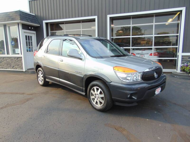 2003 Buick Rendezvous for sale at Akron Auto Sales in Akron OH