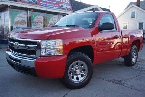 2011 Chevrolet Silverado 1500 for sale at Cass Auto Sales Inc in Joliet IL