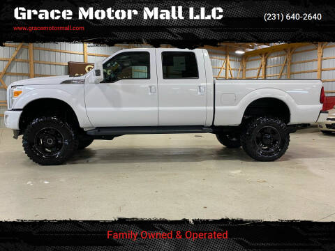2016 Ford F-250 Super Duty for sale at Grace Motor Mall LLC in Traverse City MI