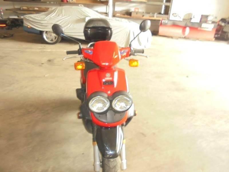 2003 Yamaha zuma  - Ramsey MN