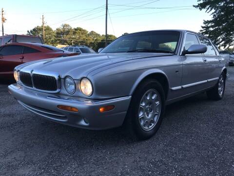2001 Jaguar XJ-Series for sale at CAR STOP INC in Duluth GA