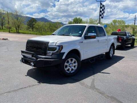 2014 Ford F-150 for sale at Lakeside Auto Brokers Inc. in Colorado Springs CO