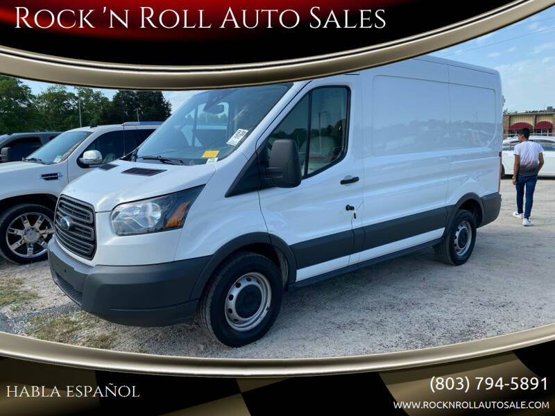 2017 Ford Transit Cargo for sale at Rock 'n Roll Auto Sales in West Columbia SC