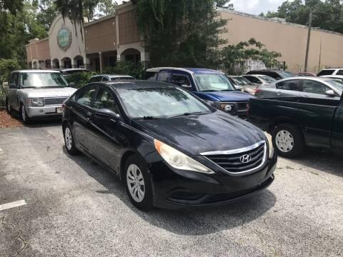 2011 Hyundai Sonata for sale at Popular Imports Auto Sales in Gainesville FL