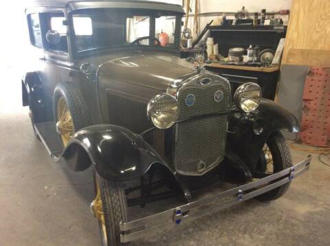 1930 Ford Model A for sale at Vintage Car Collector in Glendale CA
