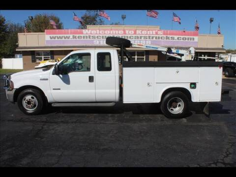 2005 Ford F-350 Super Duty for sale at Kents Custom Cars and Trucks in Collinsville OK