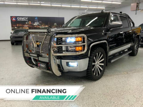 2015 Chevrolet Silverado 1500 for sale at Dixie Motors in Fairfield OH
