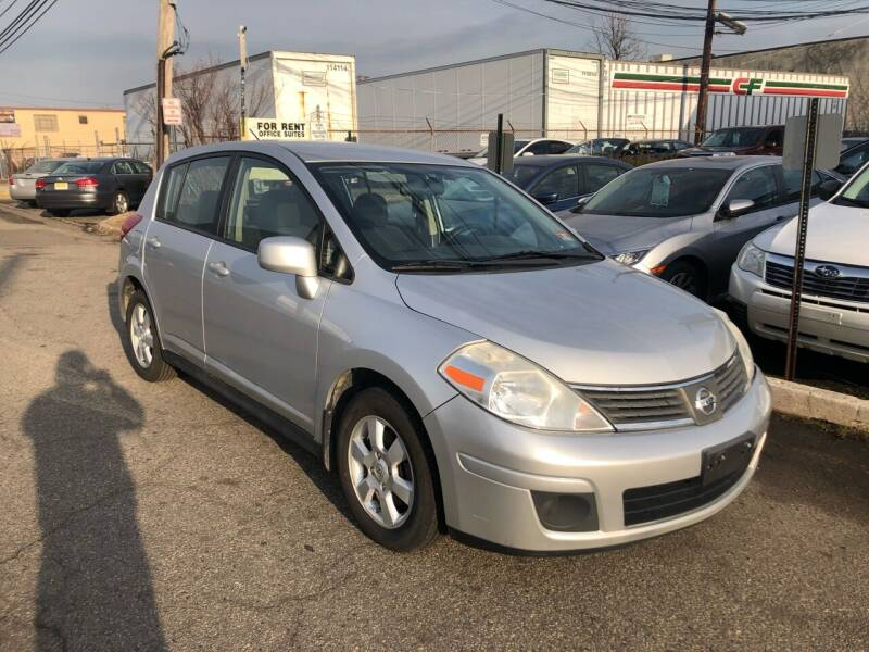 2009 Nissan Versa for sale at Giordano Auto Sales in Hasbrouck Heights NJ