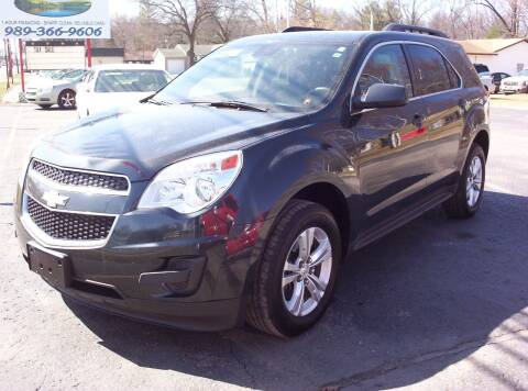 2014 Chevrolet Equinox for sale at LAKESIDE MOTORS LLC in Houghton Lake MI