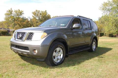 2005 Nissan Pathfinder for sale at New Hope Auto Sales in New Hope PA
