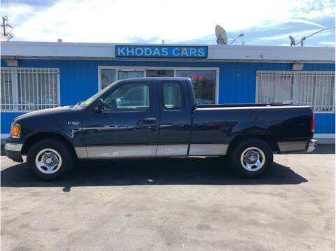 2004 Ford F-150 Heritage for sale at Khodas Cars in Gilroy CA
