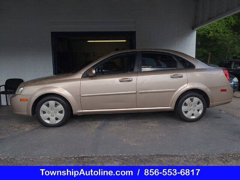2008 Suzuki Forenza for sale in Sewell, NJ