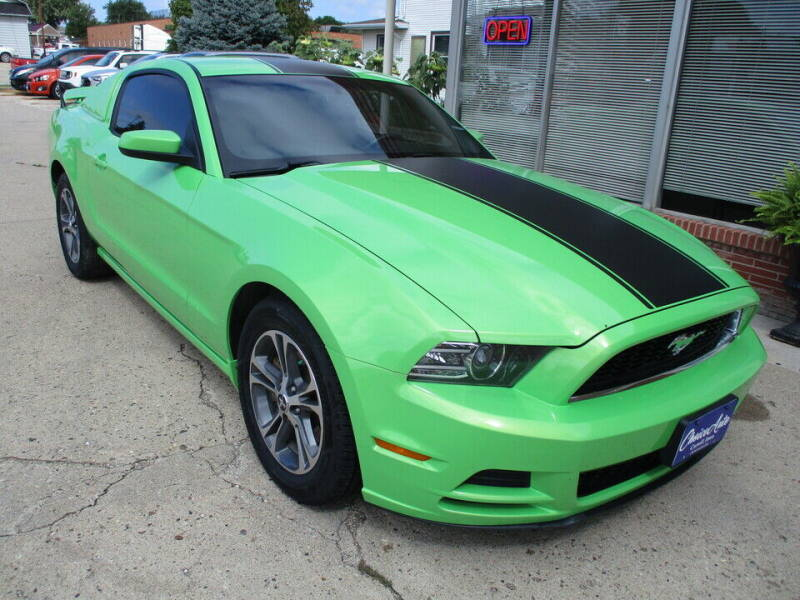 2013 Ford Mustang for sale at Choice Auto in Carroll IA