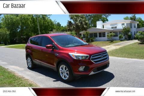 2017 Ford Escape for sale at Car Bazaar in Pensacola FL