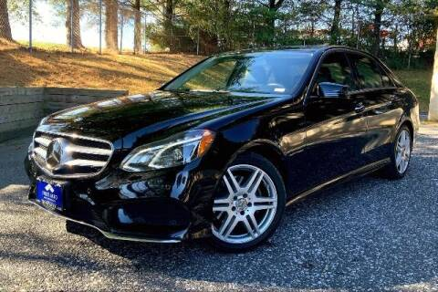 2014 Mercedes-Benz E-Class for sale at TRUST AUTO in Sykesville MD