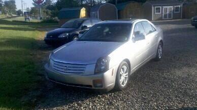 2006 Cadillac CTS for sale at Seneca Motors, Inc. (Seneca PA) - SHIPPENVILLE, PA LOCATION in Shippenville PA
