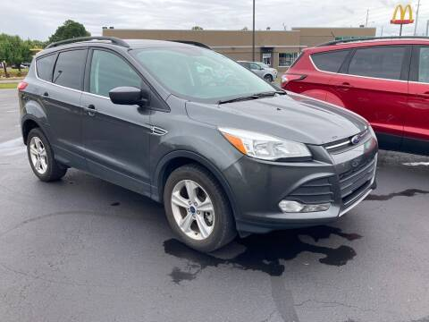 2016 Ford Escape for sale at McCully's Automotive - Trucks & SUV's in Benton KY