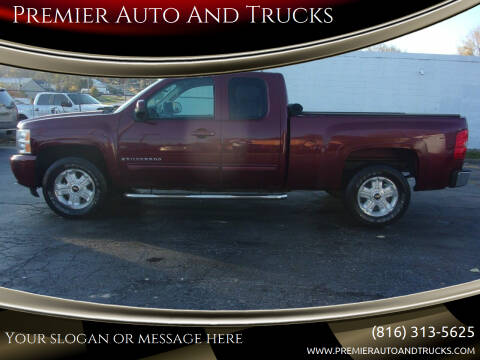 2009 Chevrolet Silverado 1500 for sale at Premier Auto And Trucks in Independence MO