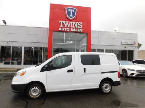 2016 Chevrolet City Express Cargo for sale at Twins Auto Sales Inc Redford 1 in Redford MI