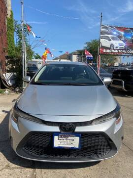 2020 Toyota Corolla for sale at Simon Auto Group in Newark NJ