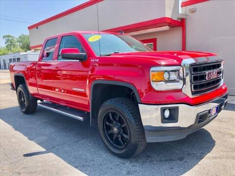 2015 GMC Sierra 1500 for sale at Richardson Sales & Service in Highland IN