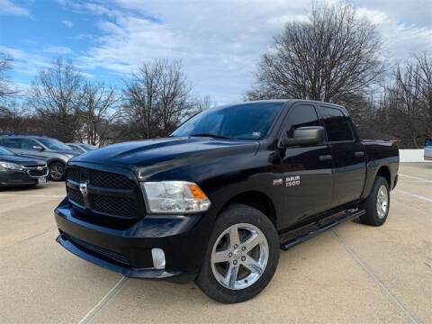 2014 RAM Ram Pickup 1500 for sale at Crown Auto Group in Falls Church VA