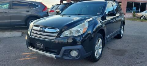 2013 Subaru Outback for sale at Central 1 Auto Brokers in Virginia Beach VA