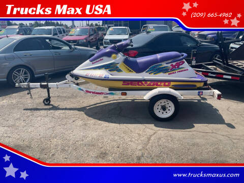 1995 Sea-Doo BOMBARDIER for sale at Trucks Max USA in Manteca CA