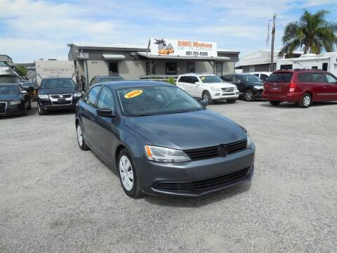 2012 Volkswagen Jetta for sale at DMC Motors of Florida in Orlando FL