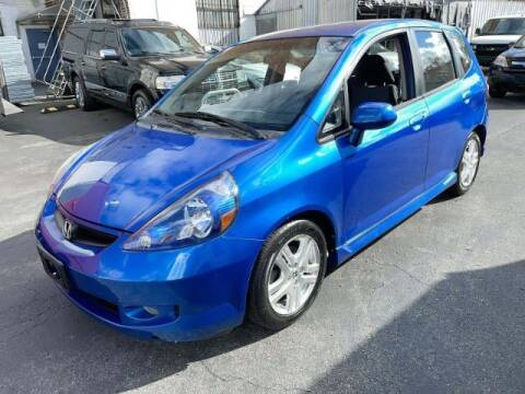 2008 Honda Fit for sale at Adams Auto Group Inc. in Charlotte NC